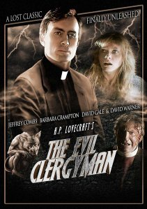 Evil Clergyman (1988) Poster