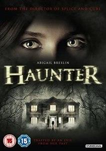 Haunter (2013) DVD