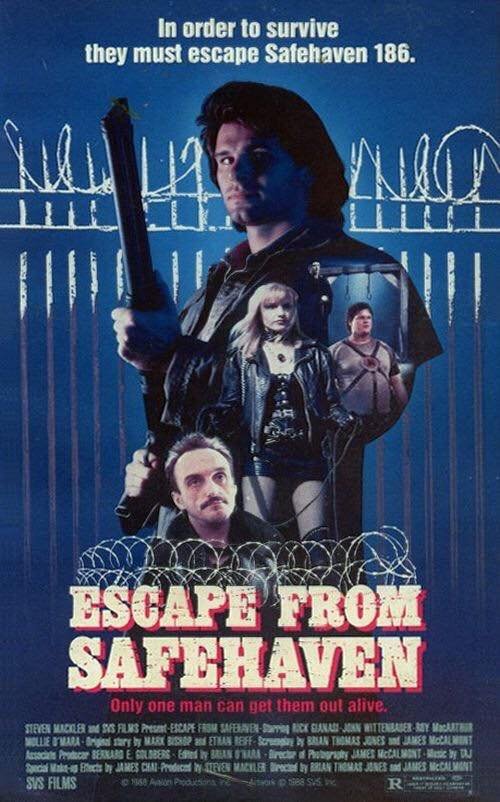 Escape From Safehaven