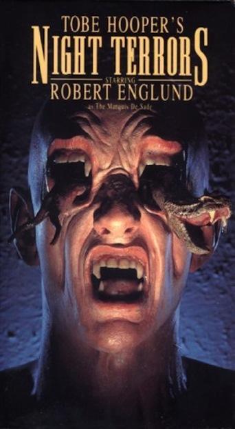 Night Terrors poster