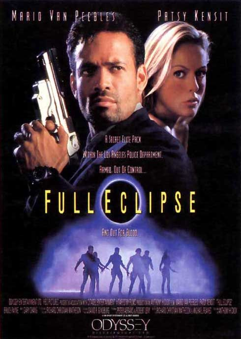 Full Eclipse (1993) poster
