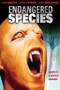Endangered Species (2002) - Poster