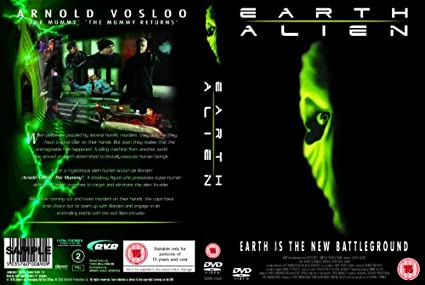 Endangered Species - Earth Alien (2002) - DVD
