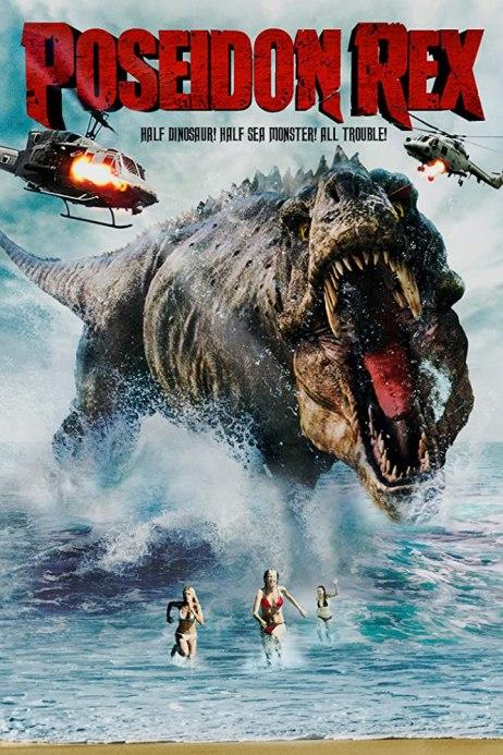 Poseidon Rex (2013) poster