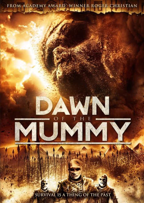 Prisoners of the Sun (2013) - Dawn of the Mummy Poster