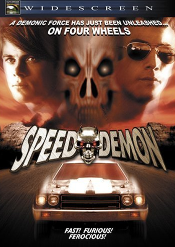 Speed Demon DVD (1)