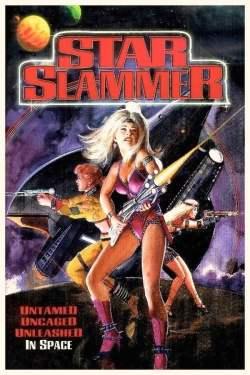 Star Slammer (1986) - Alt poster