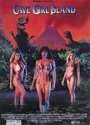 Beach Babes 2 (1995) 1998 VHS Poster