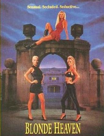 Blonde Heaven (1995) Promo Art 1