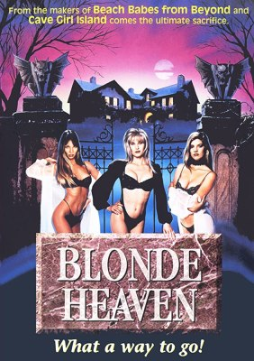 Blonde Heaven (1995) Promo Art 2