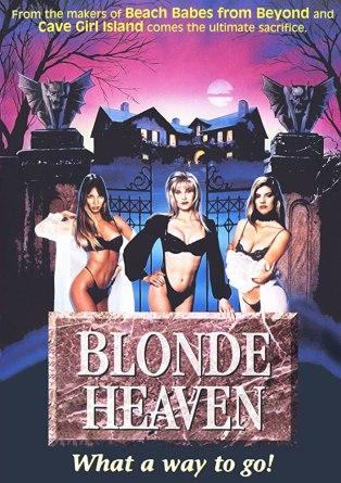 Blonde Heaven (1995) Promo Art 2