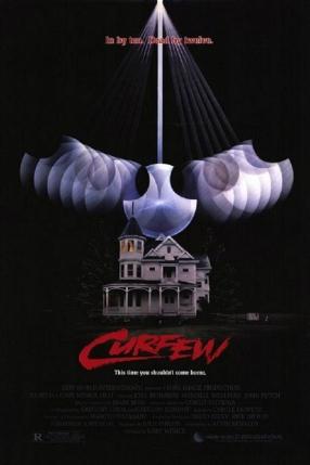 Curfew (1989) Poster