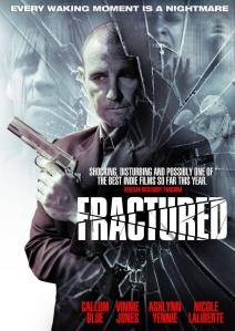 Fractured (2013) Poster 1