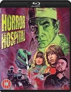 Horror Hospital (1973) Blu