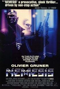 Nemesis (1992) Poster