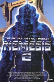Nemesis 2 (1995) Poster