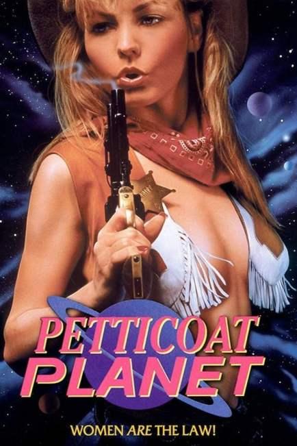 Petticoat Planet (1995) - VHS