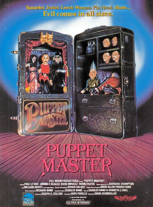 Puppet Master (1989) Poster