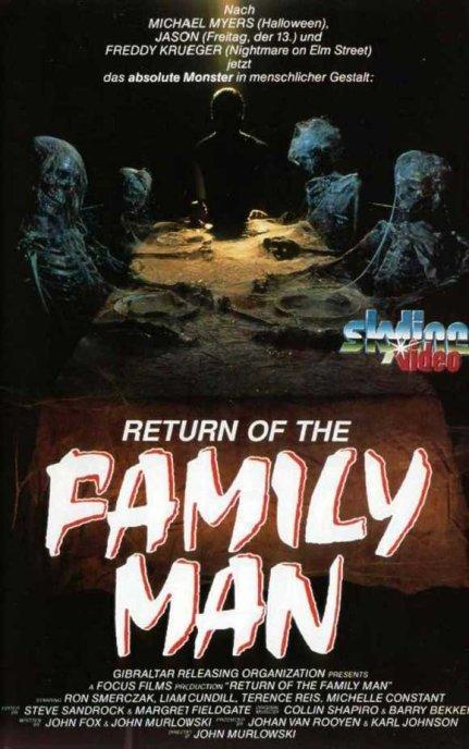 Return of the Family Man (1989) - German