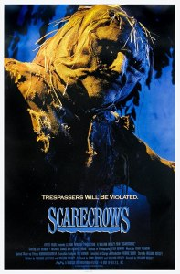 Scarecrows (1988) poster