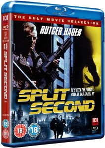 Split Second (1992) Blu-ray