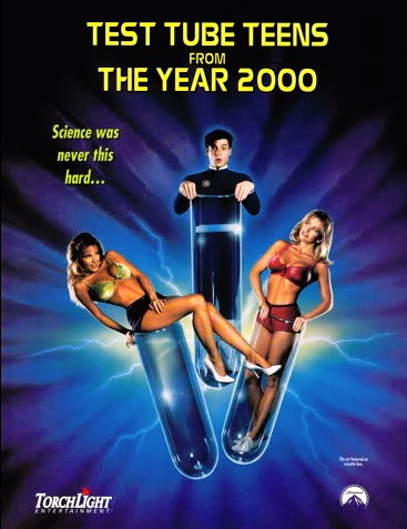Test Tube Teens From the Year 2000 (1994) Poster