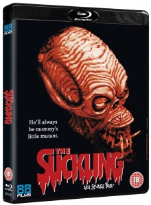 The Suckling Blu-ray