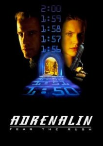 Adrenalin Fear the Rush (1996) Poster