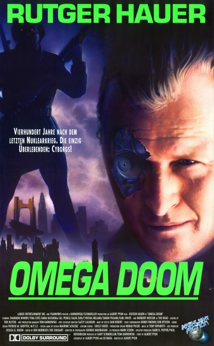 Omega Doom (1996) Poster 1