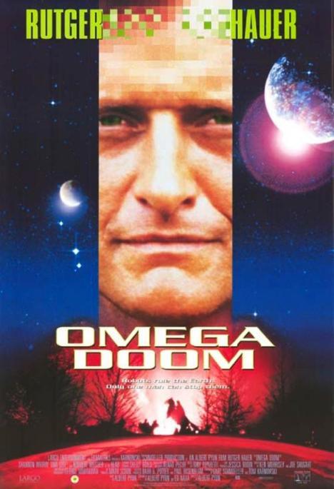 Omega Doom (1996) Poster 2