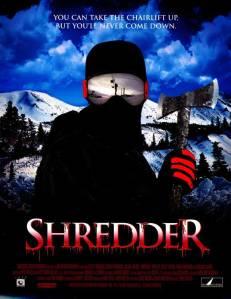Shredder (2001) Poster