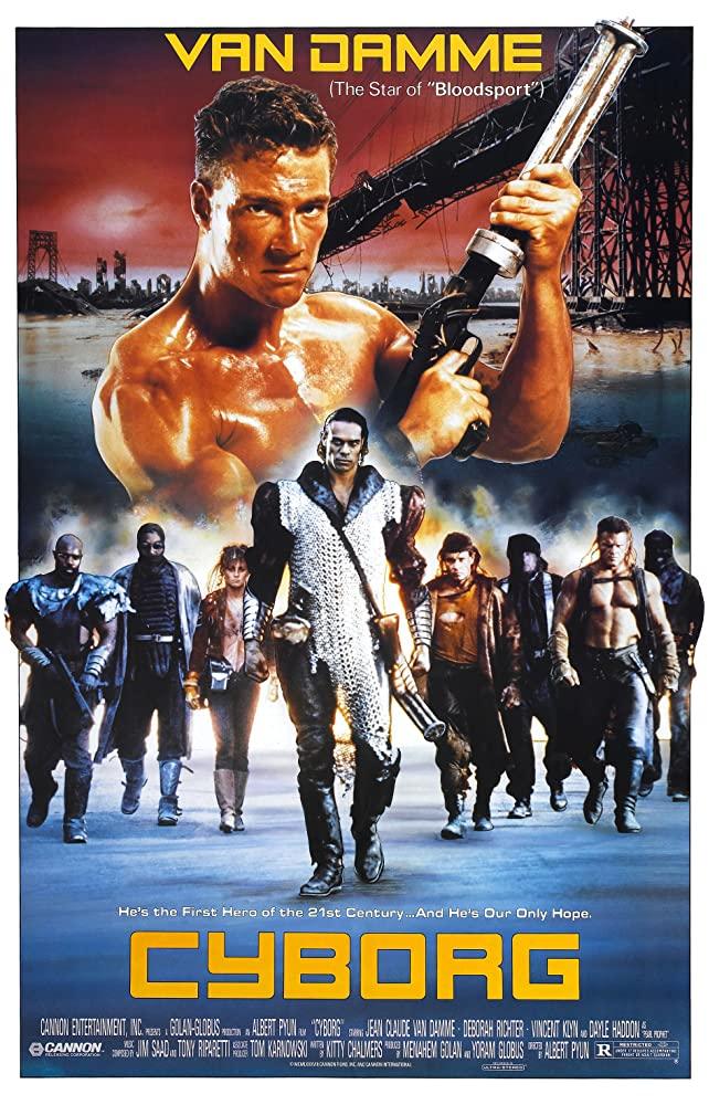 Cyborg (1989) Poster