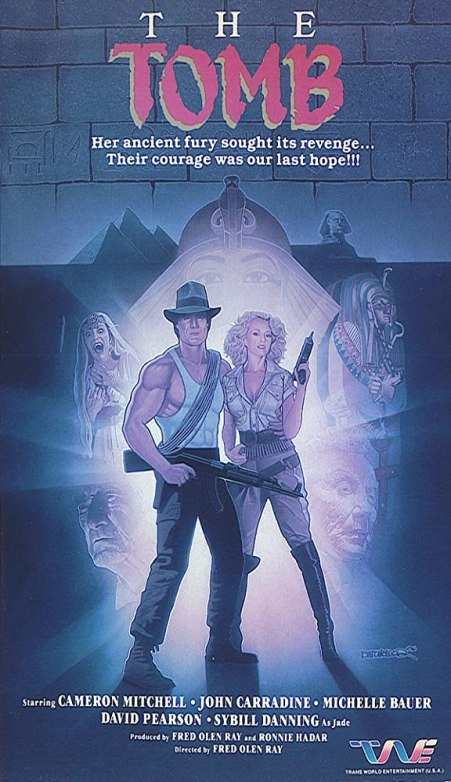 The Tomb (1986) Poster