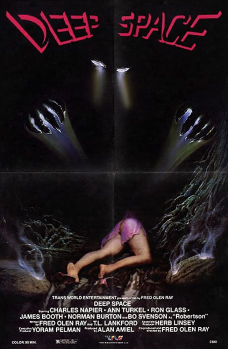 Deep Space (1988) Poster