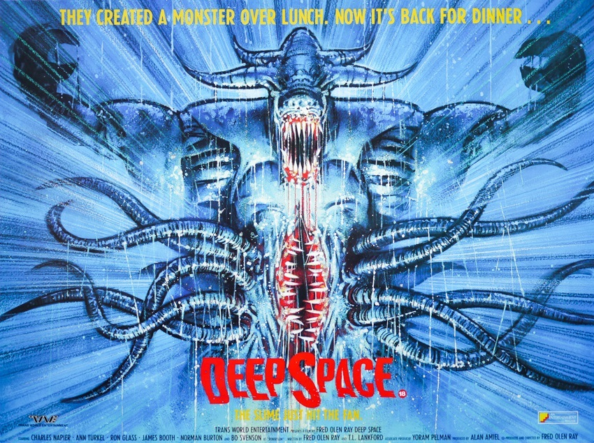 Deep Space (1988) UK
