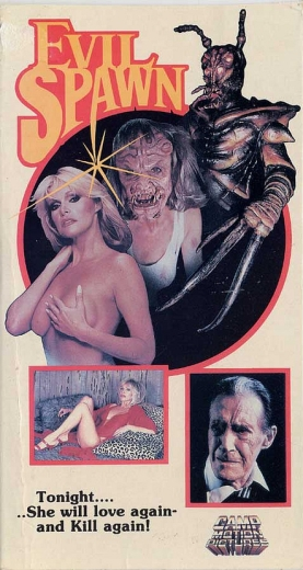 Evil Spawn (1987) US VHS