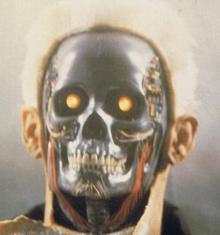 Project Shadowchaser (1992) - Brian Smithies Robo Head